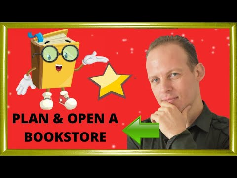 How to write a business plan & how to open a bookstore