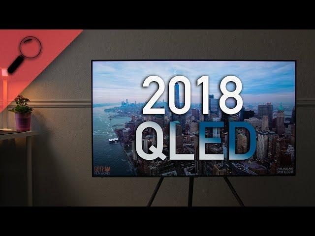 Gyönyörű lett a 2018-as Samsung QLED! | 65Q9F teszt