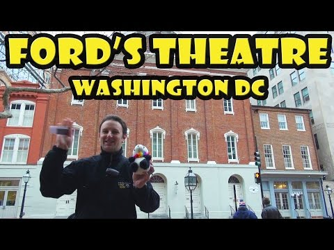 Ford's Theatre Washington DC Travel Guide