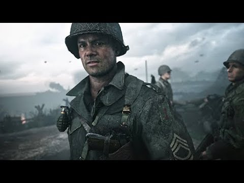 Call of Duty: WW2 Is ALMOST a Good Game - Official Call of Duty Athlete Review