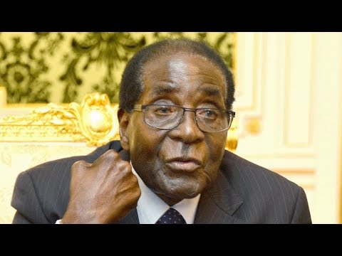 Ibaruwa y' agahinda k' iyegura rya ROBERT Mugabe by Mwanafunzi na Munana