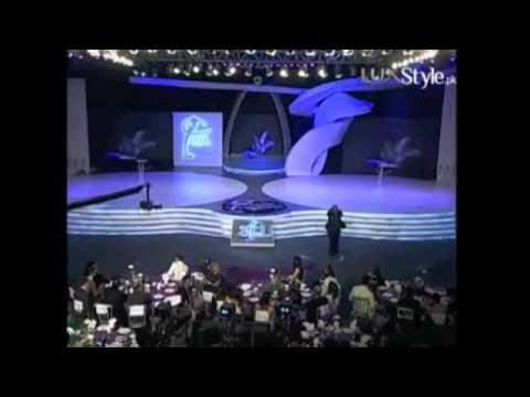 Lux Style Awards 2012 - Host - Ahmad Ali