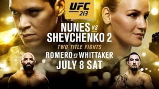 СОЛДАТ БОГА И ДРУГИЕ БОЙЦЫ UFC 213 ГОТОВЫ К ВОЙНЕ!