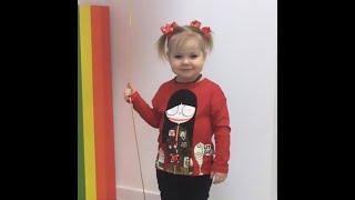 Двухлетняя дочка Леры Кудрявцевой спасает игрушки от паучка. Новые видео 2021