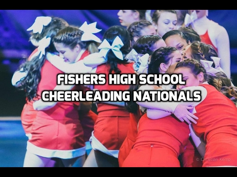 Fishers High School Cheer Nationals 2017