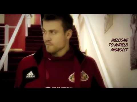 Simon Mignolet / Great Saves * Liverpool N1 - HD
