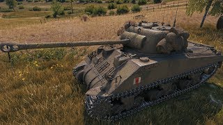 World of Tanks Sherman VC Firefly