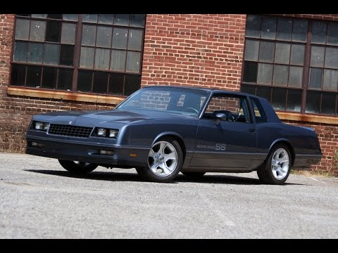 1984 Chevrolet Monte Carlo SS by Detroit Speed - One Take