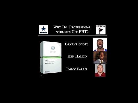 EHT and Football Player Testimonials | Nerium eht football players