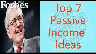 How to Earn Money Without Working   Top 7 Passive Income Ideas that works