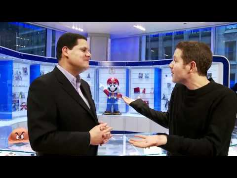GT.TV 2011 Interview with Reggie Fils-Aime on the 3DS