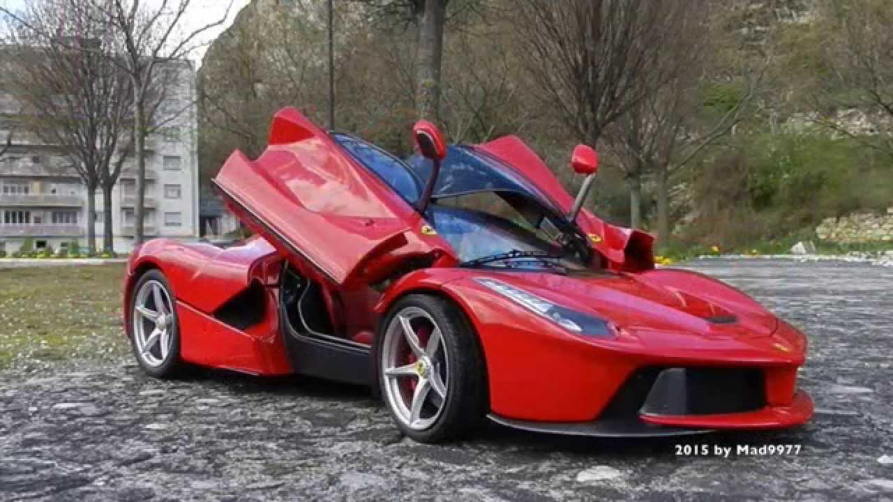 🚗 Ferrari 2013 LaFerrari - YouTube