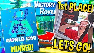 Tfue WINS World Cup FINALS then GETS DRUNK & CRAZY with FAMILY! - Fortnite Moments