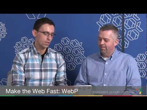 Faster, smaller and more beautiful web with WebP