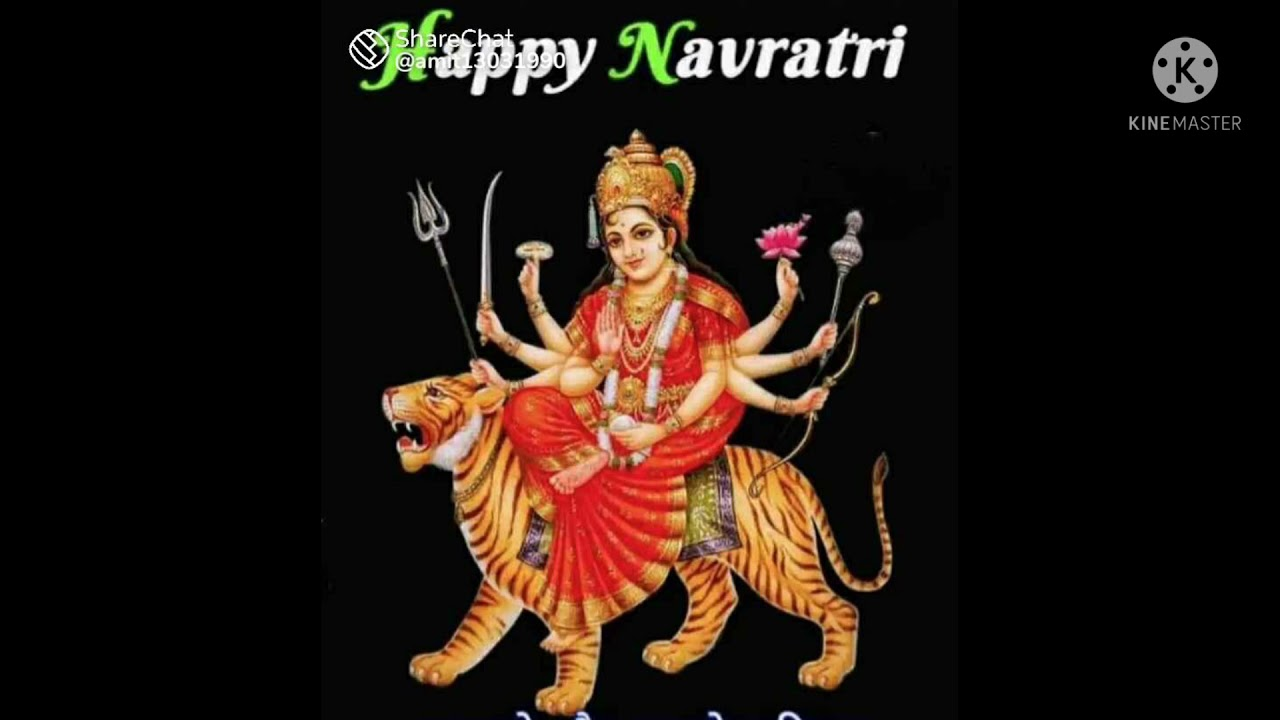 Maiya Ko Manaye  Navratre Special Mata Ke Bhajan  Krishan Dhundwa  New Haryanvi Bhakti Geet 2021