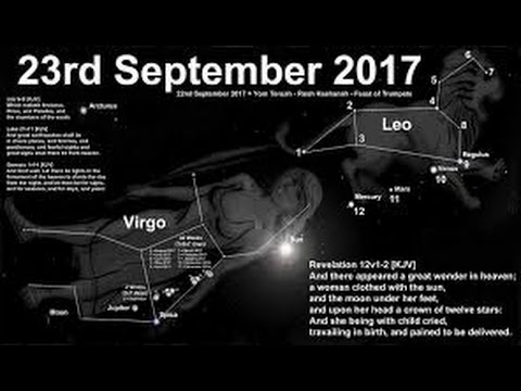 SEPTEMBER 23 2017 PROPHECY FULFILLED!!! Once In 7000 Years!! A Great Awakening!!! Part 3/3
