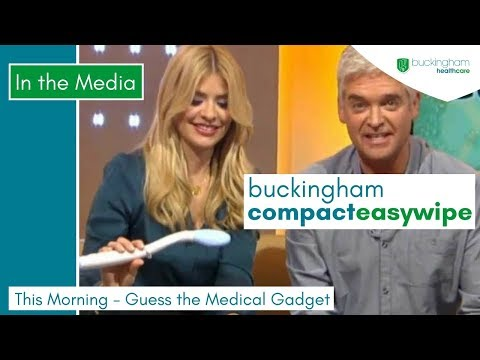 Buckingham Compact Easy Wipe