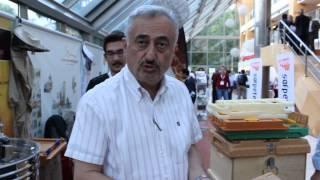 Türkiye'de arıcılık: Beehives Apimaye at APISLAVIA Congress, Oludeniz, Turkey 2014 (in Turkish)