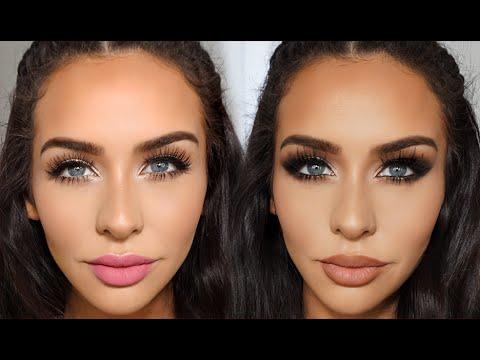 2 Valentine S Day Makeup Looks Carli Bybel Youtube