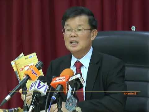 KM: Jawatan Ketua Menteri dua penggal akan dilaksanakan