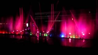 J2DE: Musical Fountain Show at Manila Ocean Park ( Manila, The Philippines )