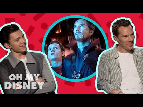 Everything We Learned About Tom Holland and Benedict Cumberbatch | Oh My Disney Show