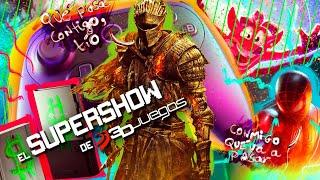 SUPERSHOW: REVIEW de CRASH 4, PRECIOS de SSD en PS5 y XBOX SERIES y la DIFICULTAD en los JUEGOS