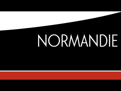 SS NORMANDIE: C'est Le Début | At The Beginning (1935)
