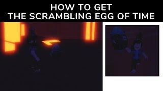 (INSANE RARITY EGG) How to Get the Scrambling Egg of Time - Roblox Egg Hunt 2019