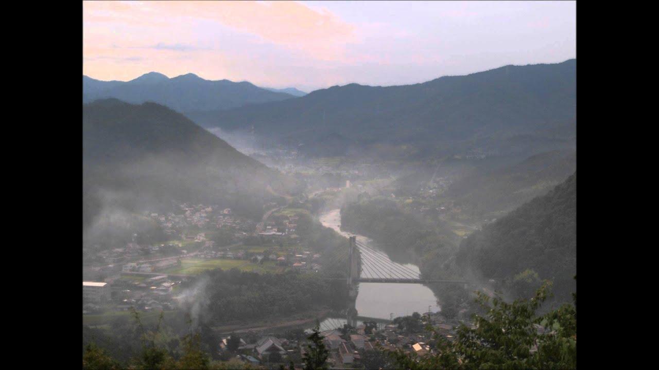 冬季_京都府綾部市 7時30分の時報「平和のメロディー 朝Ver」 - YouTube