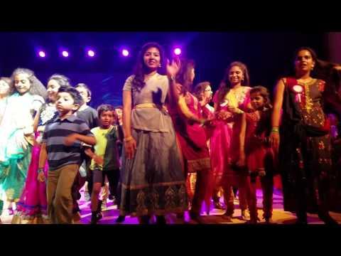 FeTNA 2017 - Agni Music concert - Makka kalanguthappa