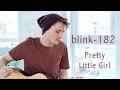 Pretty Little Girl - Blink 182 (Acoustic) Cover | Glen Gustard