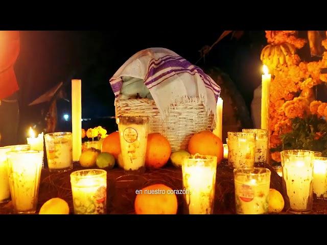 Noche de muertos en casa - Gobierno de Michoacán