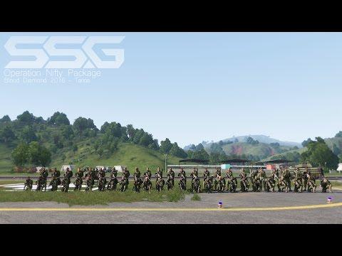 ArmA 3 - Operation Green Haze (Company Commander)