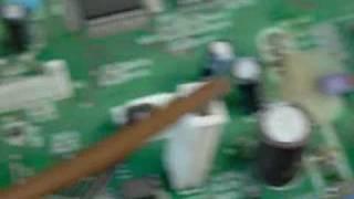 Troubleshooting Daikin Inverter PCB Pt1