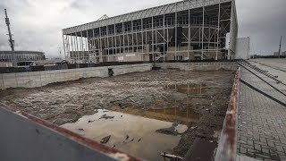 Olympic Venues That Were Completely Abandoned
