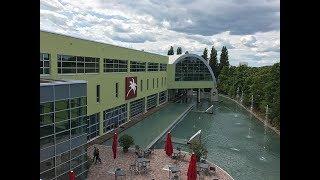 Stephan Pfitzenmeier beim Eröffnungsevent zum neuen Pfitzenmeier Premium Plus Resort in Karlsruhe.