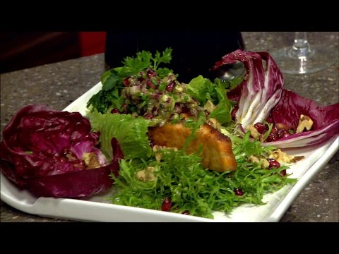 Superfoods with Chef Walter Staib: Pomegranates
