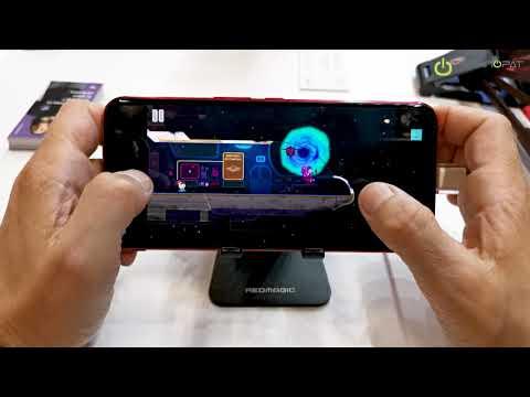 Dünyanın İlk Aktif Soğutmalı Telefonu Nubia Red Magic 3 - Gamescom 2019 #4