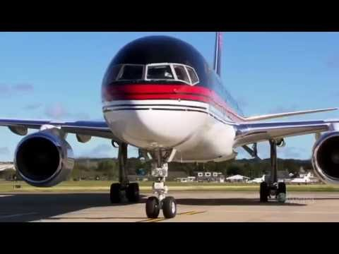 SeeMyInside.com PRESENTS Donald Trump's Private Air Force One Plane Documentary  2016