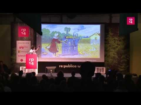 re:publica 2014 - Dorothea Martin: Zurück in die Zukunft on YouTube