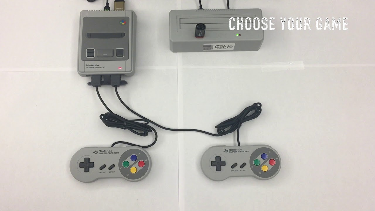 Use Original Cartridges On Your SNES Mini With This Classic