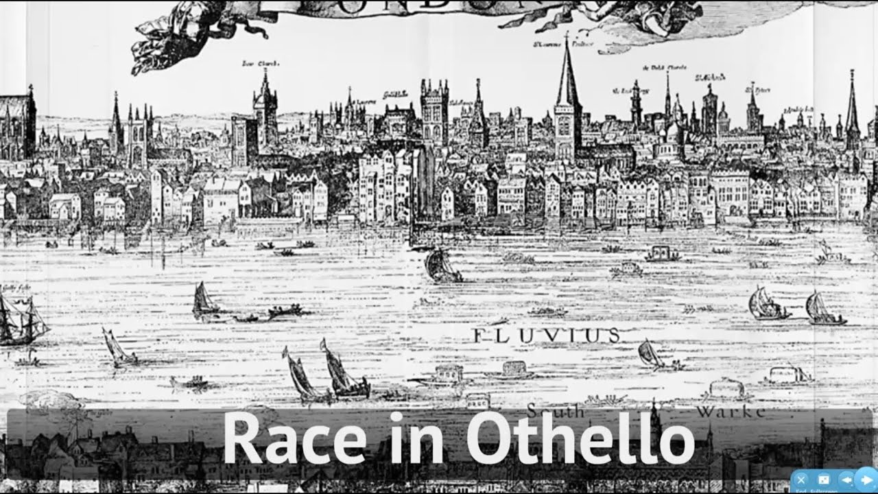 race and othello race and othello