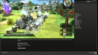 Happy Wars(PC) - Gameplay