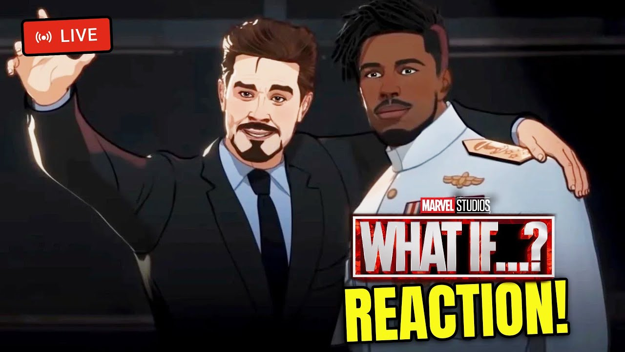 Marvel's What If Episode 6 Reaction & Breakdown! King Killmonger?(Watch Party LIVE)