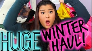 HUGE Winter Clothing Haul! Victoria