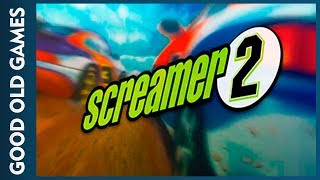 Screamer 2 (Good Old Games)(Gameplay)