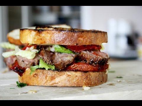 recipe: perfect steak sandwich [5]