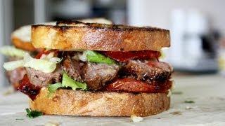 Perth's Best Steak Sandwich