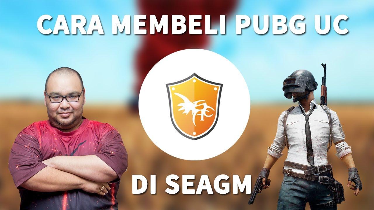 SEAGM – Tutorial membeli PUGB Mobile UC (MasterRamen)